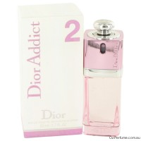 Dior Addict 2 Perfume by Christian Dior 50ml EDT Spray for Women