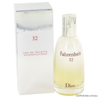 Fahrenheit 32 By Christian Dior 50ml EDT Spray mens Perfume Fragrance*
