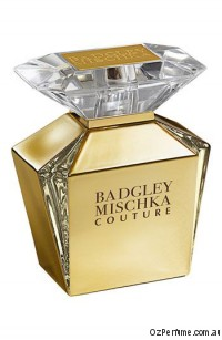BADGLEY MISCHKA COUTURE Perfume 100ml EDP Spray for Women Unboxed*