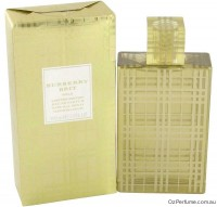 Burberry Brit Gold Perfume by Burberry 100ml EDP Spray for Women