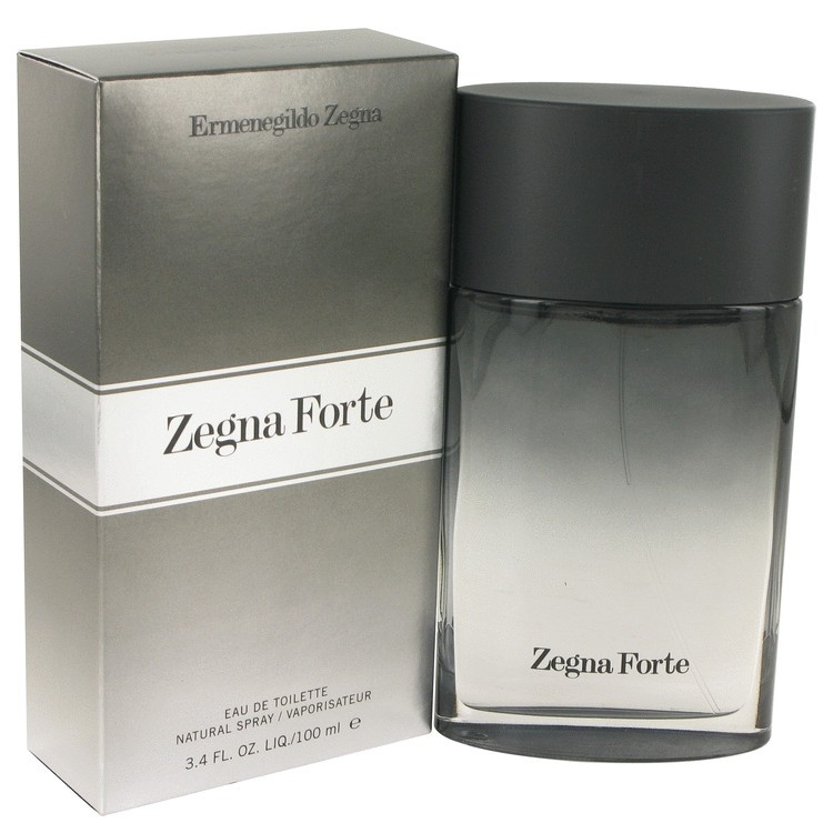 Zegna Forte By ERMENEGILDO ZEGNA 100ml EDT Spray for Men