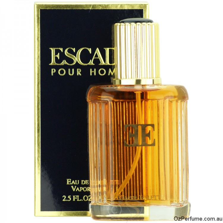ESCADA POUR HOMME MEN PERFUME EDT 75 ML SPRAY  NEW SEALED BOX