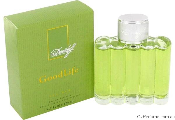 Good Life by Davidoff 125ml EDT Spray Perfume Fragrance for Men