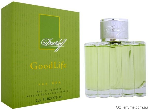 Good Life by Davidoff 75ml EDT Spray Perfume Fragrance for Men