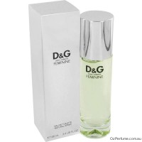 D&G Feminine by Dolce & Gabbana 100ml EDT Spray for Women*