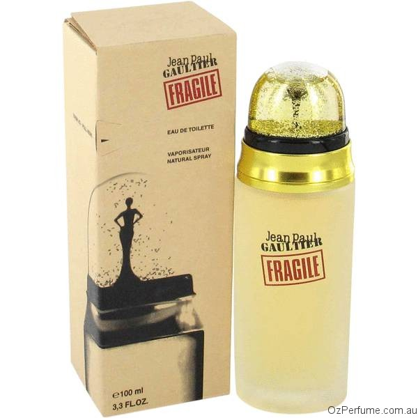 Jean Paul Gaultier Fragile 100ml EDT spray for Women