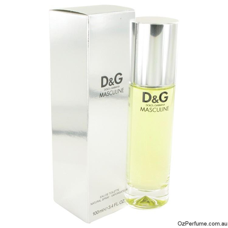 ff3e73d74fb1d Masculine 100ml EDT Spray by Dolce   Gabbana Perfume Fragrance for Men