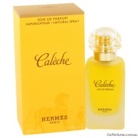 Caleche Perfume by Hermes 50ml Soie De Parfum for Women